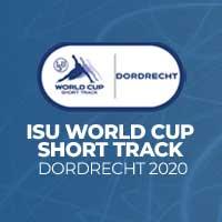 ISU World Cup Short Track - Dordrecht