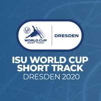 ISU World Cup Short Track - Dresden